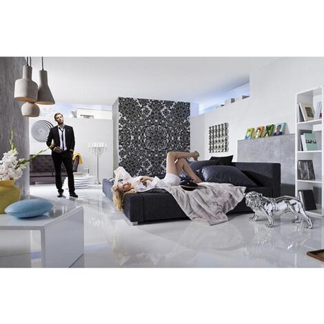 fototapete 250x250, vlies-fototapete urban structure, 250 x 250 cm / 5-tlg. online, Design ideen