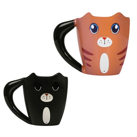 289972e2ce0 Tasse Black to Ginger Cat Mug online kaufen | Die moderne Hausfrau