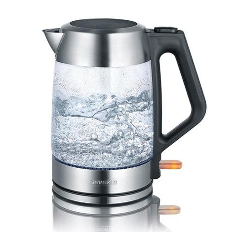 Severin Glas Wasserkocher Wk 3475 Ca 2200 W Ca 17 L