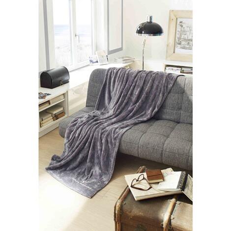 tom tailor angorina fleece decke 150x200 cm online kaufen. Black Bedroom Furniture Sets. Home Design Ideas