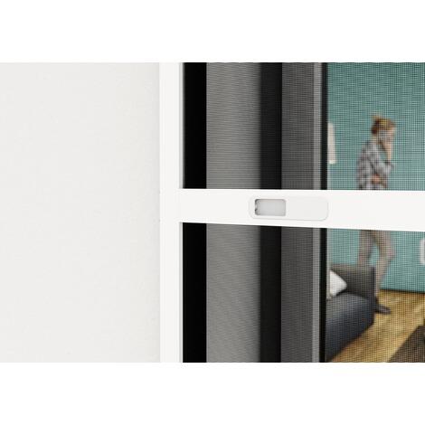 Alu-Einzel-Schiebetür Comfort, ca. 120x240 cm online kaufen   Die moderne  Hausfrau