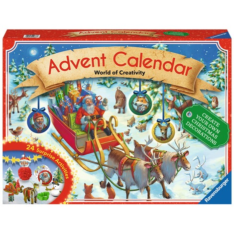 RAVENSBURGER  Advent Calendar - Do it Yourself 1