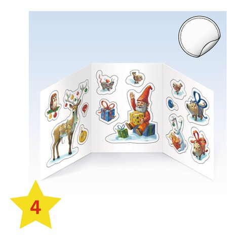 RAVENSBURGER  Advent Calendar - Do it Yourself 8
