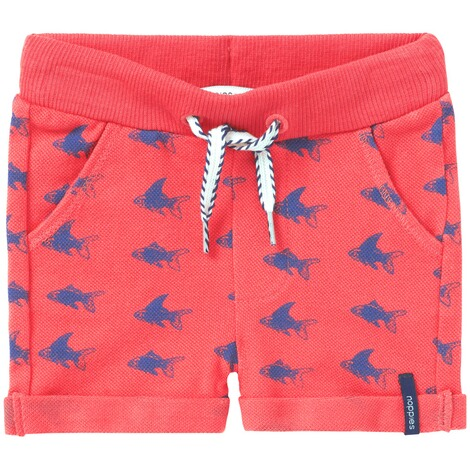 NOPPIES  Shorts Farrell  Bright Red 1