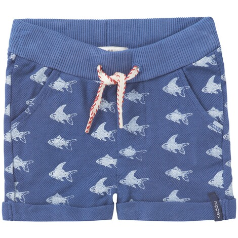 NOPPIES  Shorts Farrell  Bright Blue 1