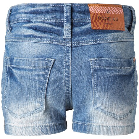 NOPPIES  Jeans Shorts Folsom  Bleach Wash 2