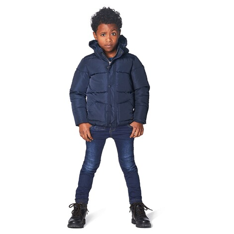 NOPPIES  Winter jacke Hazel  Dark Blue 4