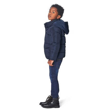 NOPPIES  Winter jacke Hazel  Dark Blue 6