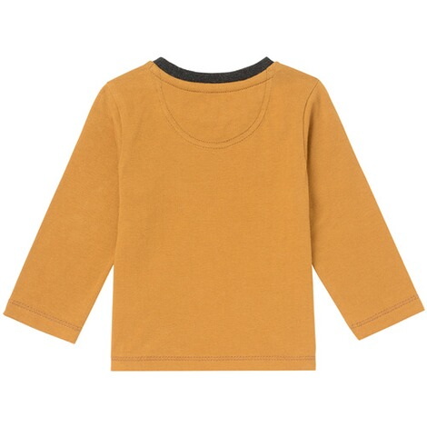 NOPPIES  Langarmshirt Isolotto  Cognac 2