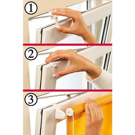 easyfix thermo rollo lila zum klemmen und kleben online kaufen die moderne hausfrau. Black Bedroom Furniture Sets. Home Design Ideas