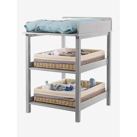 vertbaudet wickeltisch mit 2 ablagen online kaufen baby walz. Black Bedroom Furniture Sets. Home Design Ideas