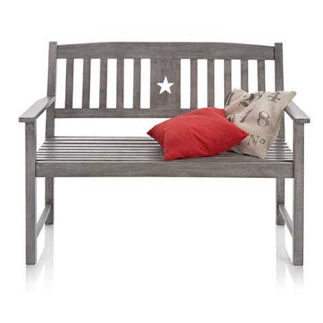gartenbank stern online kaufen die moderne hausfrau. Black Bedroom Furniture Sets. Home Design Ideas