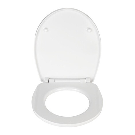 WC-Sitz Befestigung Wenko Fix-Clip für Easy Close WC-Sitze