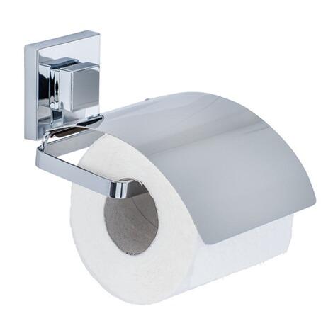 wenko vacuum loc toilettenpapierhalter cover quadro befestigen ohne bohren online kaufen die. Black Bedroom Furniture Sets. Home Design Ideas
