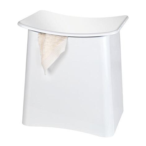 wenko hocker wing badhocker mit herausnehmbarem w schesack online kaufen die moderne hausfrau. Black Bedroom Furniture Sets. Home Design Ideas