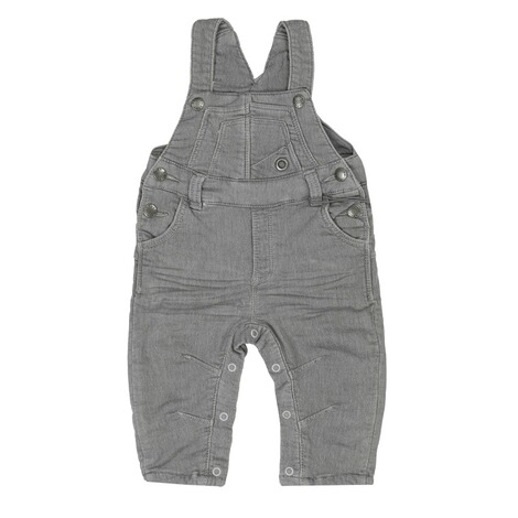 BELLYBUTTON  Baby Latzhose bis Gr. 86  mid grey denim 1