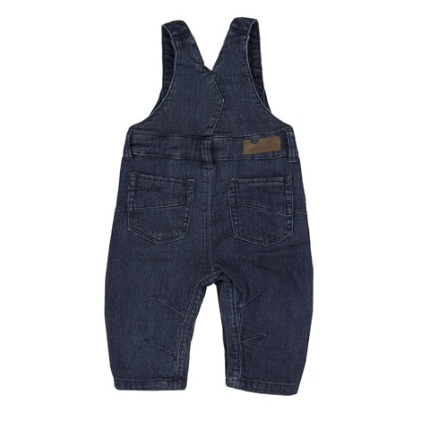 BELLYBUTTON  Baby Latzhose bis Gr. 86  blue denim 2