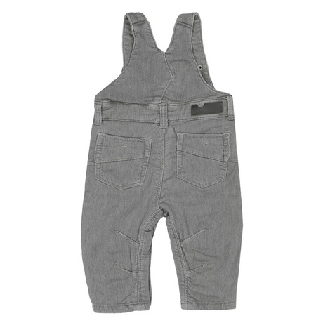 BELLYBUTTON  Baby Latzhose bis Gr. 86  mid grey denim 2