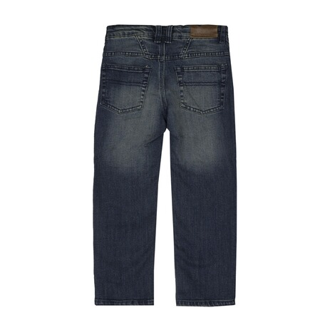 BELLYBUTTON  Jeans unisex Finishing  blue denim 2