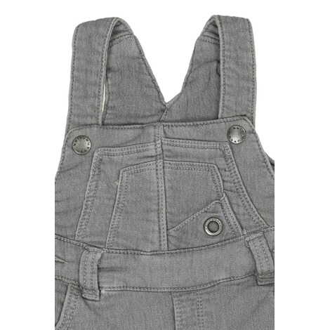 BELLYBUTTON  Baby Latzhose bis Gr. 86  mid grey denim 3