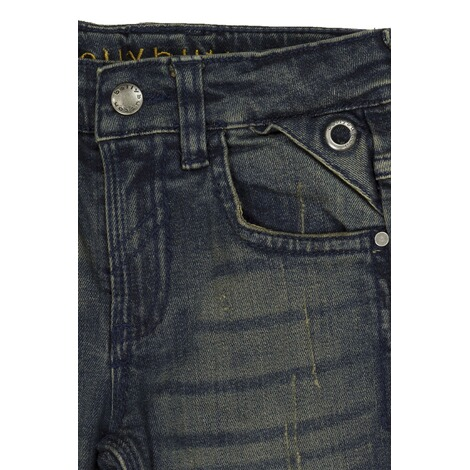 BELLYBUTTON  Jeans unisex Finishing  blue/black denim 3