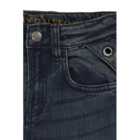 BELLYBUTTON  Jeans unisex Finishing  blue denim 3