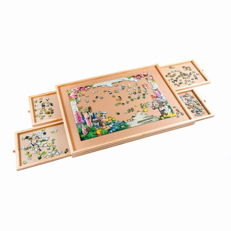 Puzzle Tisch «DeLuxe»